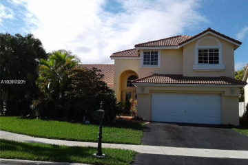 Home for Sale at 1095 Spyglass, Weston FL 33326