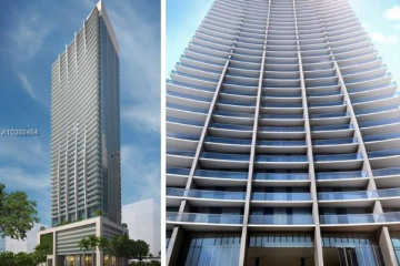 Home for Rent at 1010 Brickell Ave #4703, Miami FL 33131