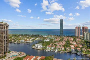 Home for Sale at 19500 Turnberry Way #14-E, Aventura FL 33180