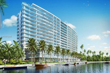 Home for Sale at 1180 N Federal Hwy #1203, Fort Lauderdale FL 33304