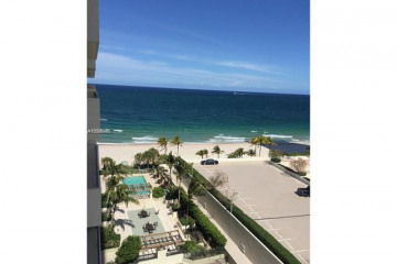 Home for Sale at 3550 Galt Ocean Dr #906, Fort Lauderdale FL 33308