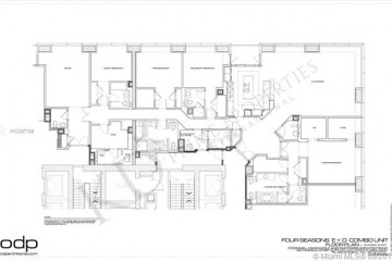 Home for Sale at 1425 Brickell Ave #45DE, Miami FL 33131