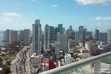 Home for Rent at 888 Biscayne Blvd #4708, Miami FL 33132