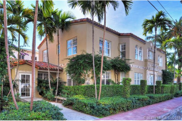 Home for Sale at 530 11th St, Miami Beach FL 33139