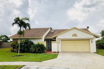 Home for Sale at 3100 NW 109th Ave, Sunrise FL 33351