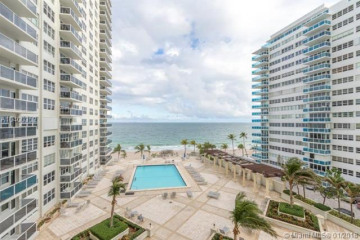 Home for Sale at 3500 Galt Ocean Dr #506, Fort Lauderdale FL 33308