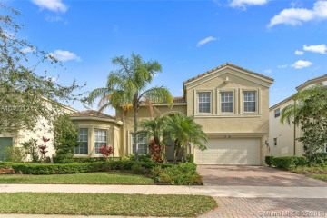 Home for Sale at 11460 SW Fieldstone Way, Port St. Lucie FL 34987