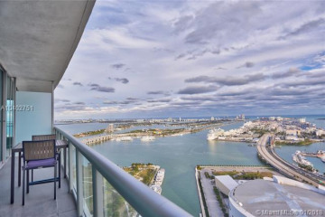Home for Rent at 888 Biscayne Blvd #4607, Miami FL 33132