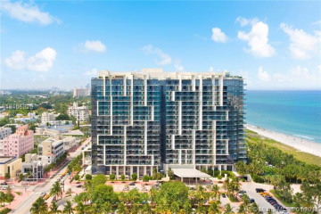 Home for Sale at 2201 Collins Ave #1619, Miami Beach FL 33139