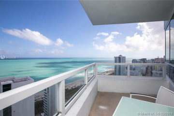 Home for Sale at 4401 Collins Ave. #2702/2704, Miami Beach FL 33140