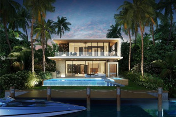 Home for Sale at 160 S Hibiscus Dr, Miami Beach FL 33139