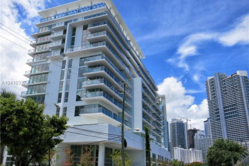 Home for Sale at 1600 SW 1 Ave #411, Miami FL 33129