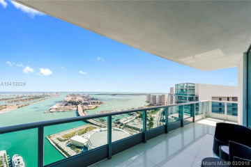 Home for Sale at 900 Biscayne #PH6101, Miami FL 33132