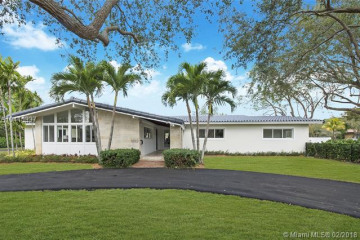 Home for Sale at 6701 SW 128 St, Pinecrest FL 33156