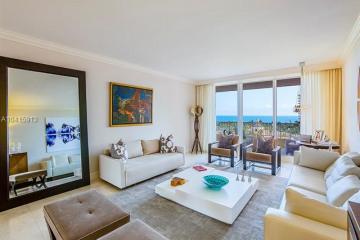 Home for Sale at 781 Crandon Blvd #802, Key Biscayne FL 33149