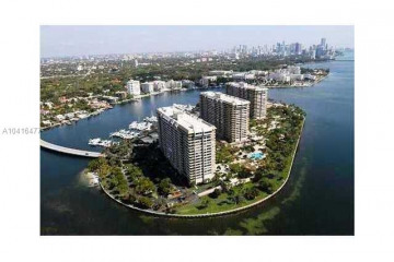 Home for Sale at 1 Grove Isle Dr #A1409, Coconut Grove FL 33133