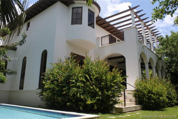 Home for Rent at 274 W Mashta Dr, Key Biscayne FL 33149