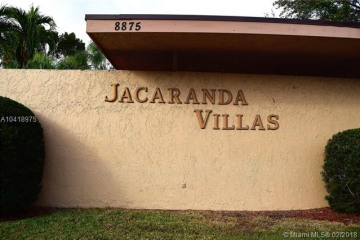 Home for Sale at 8901 N New River Canal Rd #5W, Plantation FL 33324