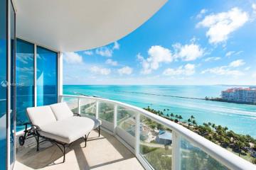 Home for Sale at 100 S Pointe Dr #1604, Miami Beach FL 33139