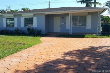 Home for Rent at 1016 Moffett Street, Hallandale FL 33009