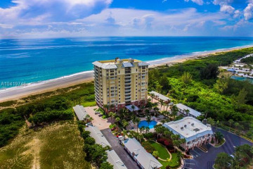 Home for Sale at 3702 N Hwy A1A #1001, Hutchinson Island FL 34949