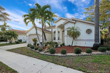 Home for Rent at 1495 Lantana Ct, Weston FL 33326