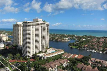 Home for Sale at 19500 Turnberry Wy #23-F, Aventura FL 33180