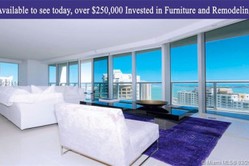 Home for Sale at 465 Brickell Ave #3601, Miami FL 33131
