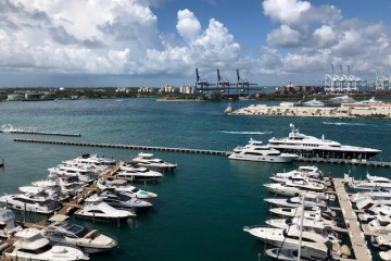 Home for Rent at 400 Alton Rd #1203, Miami Beach FL 33139