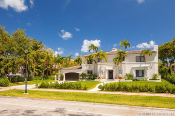 Home for Sale at 3711 Pine Tree Dr, Miami Beach FL 33140