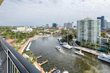 Home for Sale at 600 W Las Olas Blvd #1207S, Fort Lauderdale FL 33312