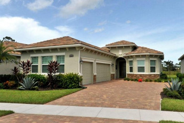 Home for Sale at 10837 SW Visconti Way, Port St. Lucie FL 34986