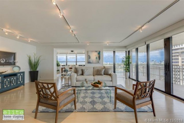 Home for Sale at 1 Grove Isle Dr #A1509, Miami FL 33133