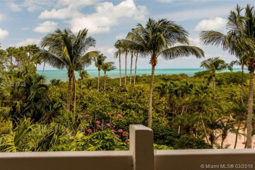 Home for Sale at 1121 Crandon Blvd #F402, Key Biscayne FL 33149