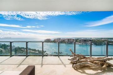 Home for Sale at 800 S Pointe Dr #1702, Miami Beach FL 33139
