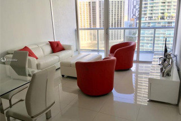 Home for Rent at 485 Brickell Ave #1703, Miami FL 33131