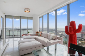 Home for Sale at 1100 Biscayne Blvd #2601, Miami FL 33132