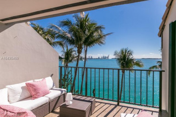 Home for Sale at 520 Brickell Key Dr #ABH45, Miami FL 33131