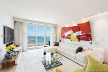 Home for Sale at 801 Brickell Key Blvd #2803, Miami FL 33131