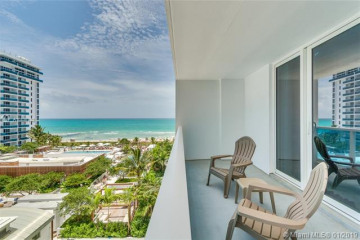 Home for Sale at 2301 Collins Ave #821 + 822, Miami Beach FL 33139