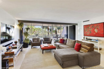 Home for Rent at 1 Grove Isle Dr #A207, Miami FL 33133