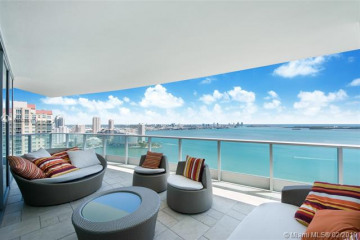 Home for Sale at 1331 Brickell Bay Dr #3201, Miami FL 33131