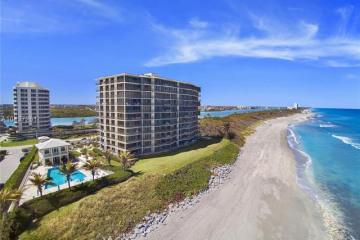 Home for Sale at 400 Beach Rd #204, Tequesta FL 33469