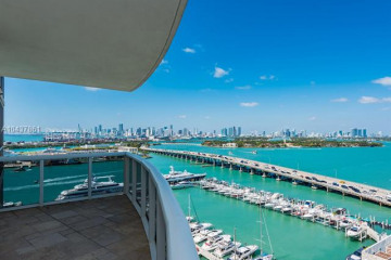 Home for Rent at 400 Alton Rd #1602, Miami Beach FL, Miami Beach FL 33139
