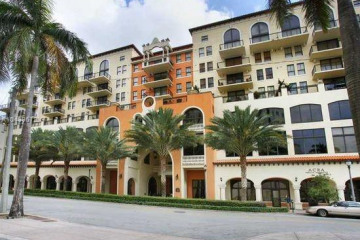 Home for Rent at 55 Merrick Way #831, Coral Gables FL 33134