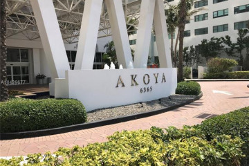 Home for Rent at 6365 Collins Ave #2702, Miami Beach FL 33141