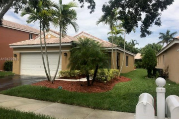 Home for Sale at 1540 Salerno Circle, Weston FL 33327