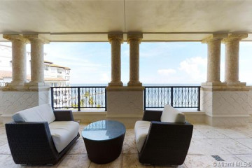 Home for Sale at 7471 Fisher Island Dr #7471, Fisher Island FL 33109