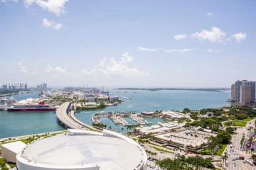 Home for Sale at 888 Biscayne Blvd #3605, Miami FL 33132