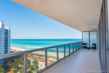 Home for Sale at 5875 Collins Ave #1707, Miami Beach FL 33140